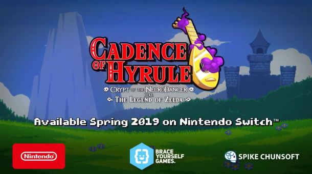 Direct | Cadence of Hyrule Title
