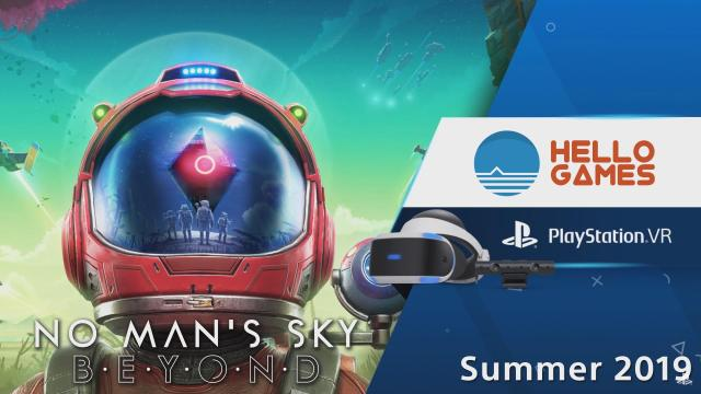 No Man's Sky: Beyond Featured