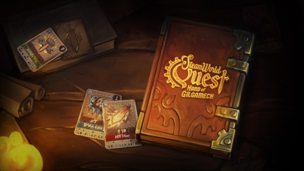 SteamWorld Quest | Image & Form