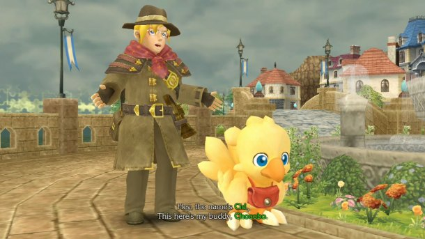 Nintendo Download | Chocobo's Mystery Dungeon EVERY BUDDY