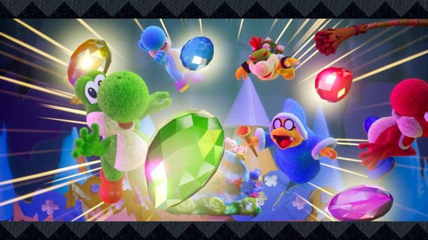 Nintendo Download | Yoshi's Crafted World