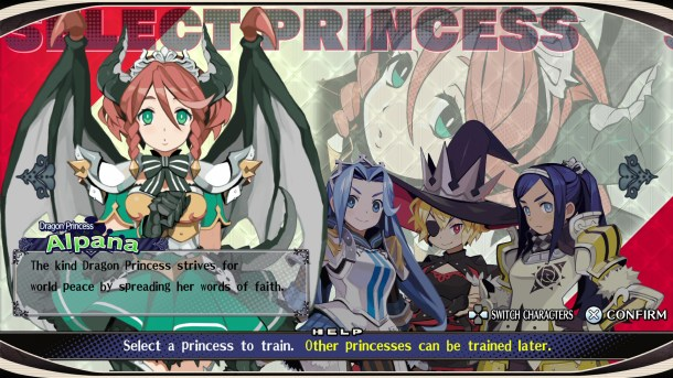 The Princess Guide | Characters