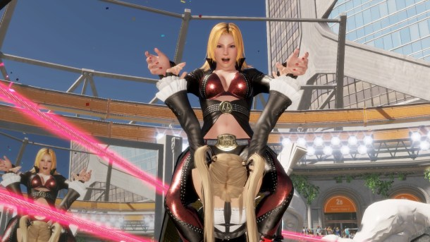 Dead or Alive 6 | Tina