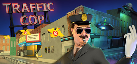 Traffic Cop VR | Logo