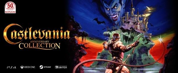 Konami Anniversary Collection | Castlevania Anniversary Collection
