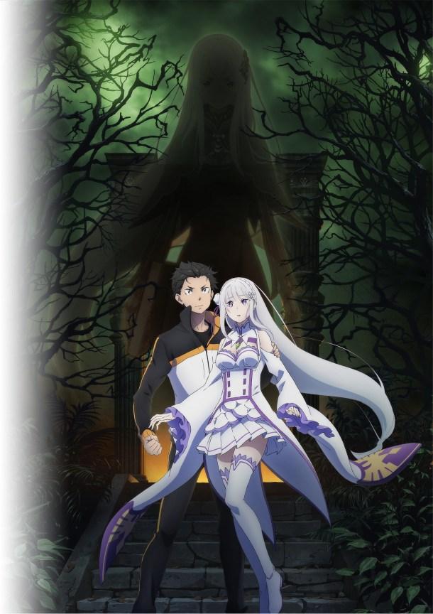 Re:Zero | 2nd Season Visual
