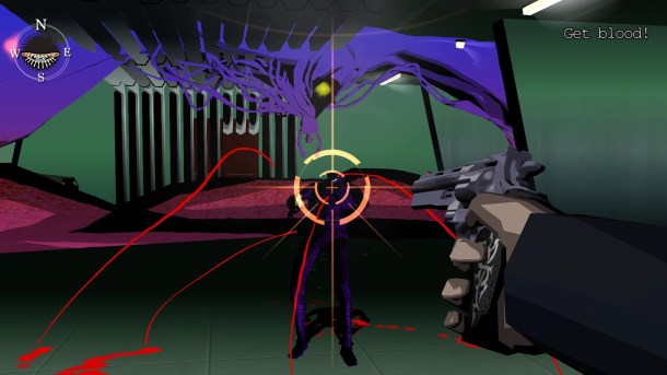 Killer7 - Gameplay