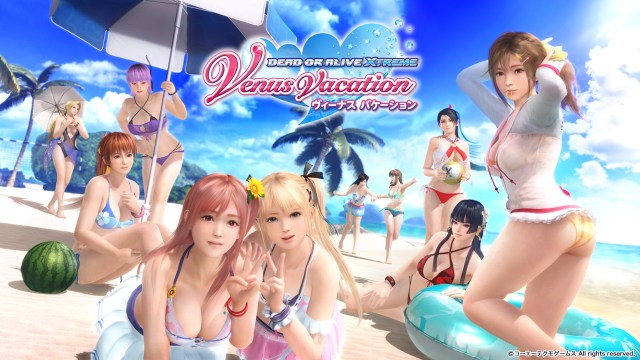 Dead or Alive Xtreme: Venus Vacation | Featured