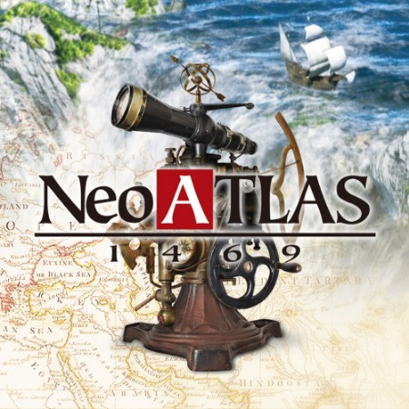 Neo Atlas 1469 | Cover Art