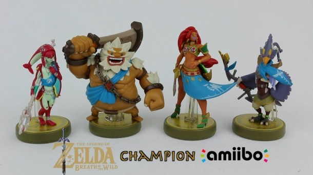 The Legend of Zelda | Champion amiibo