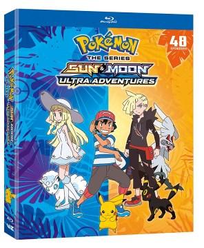 Pokemon - Sun Moon Ultra Complete Collection Viz Media