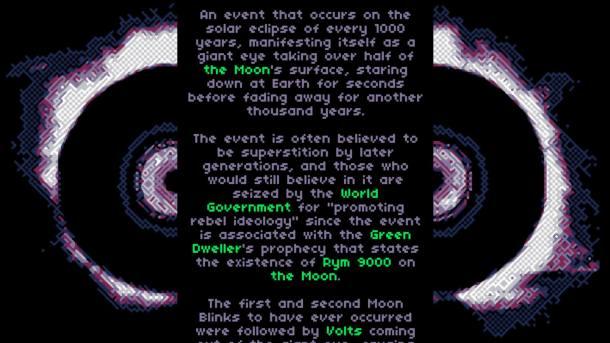 Rym 9000 | Story