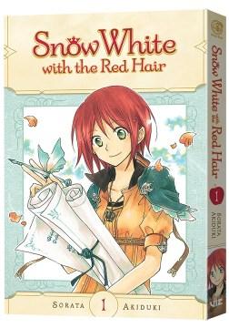 Snow White with the Red Hair Viz Media
