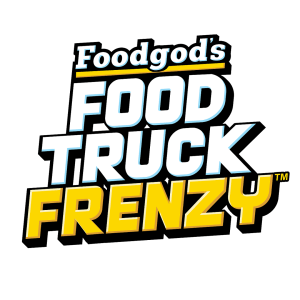 Foodgod's Food Truck Frenzy | Logo