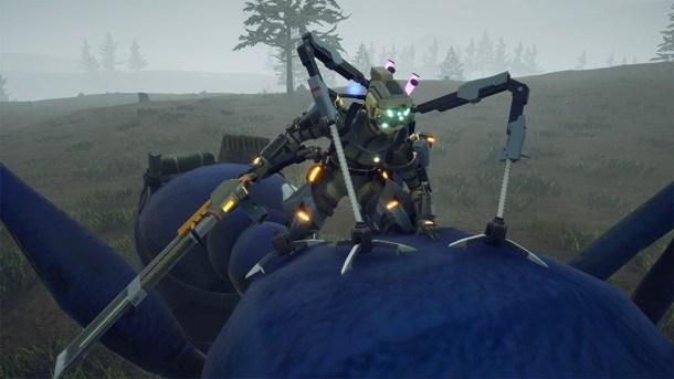 EDF Iron Rain | Prowl rider