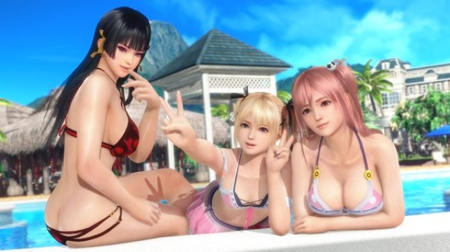 Dead or Alive Xtreme: Venus Vacation | Screen 1