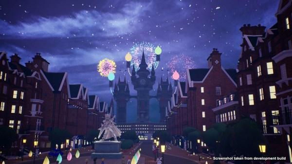 Destiny Connect | City Scenery