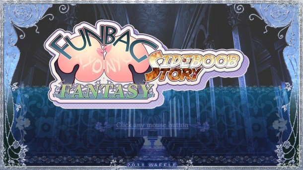 Funbag Sideboob Title Screen