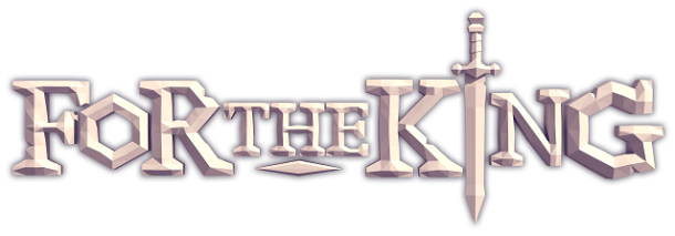 For the King Logo