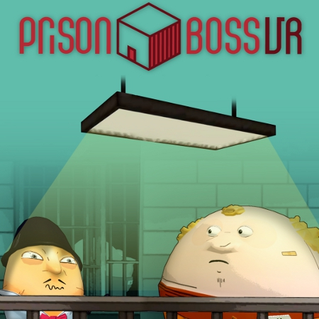 Prison Boss VR | Cover Art