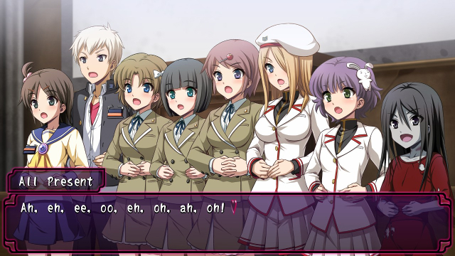 Corpse Party: Sweet Sachiko's Hysteric Birthday Bash | Vocal Practice
