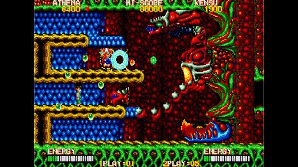 Nintendo Download | Psycho Soldier
