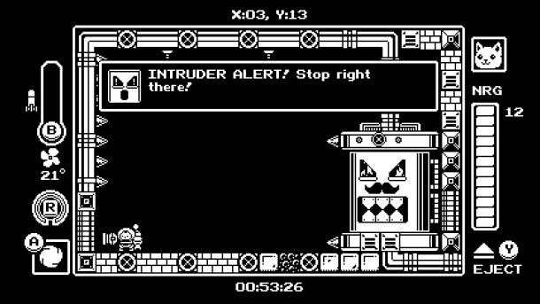 Nintendo Download   Gato Roboto