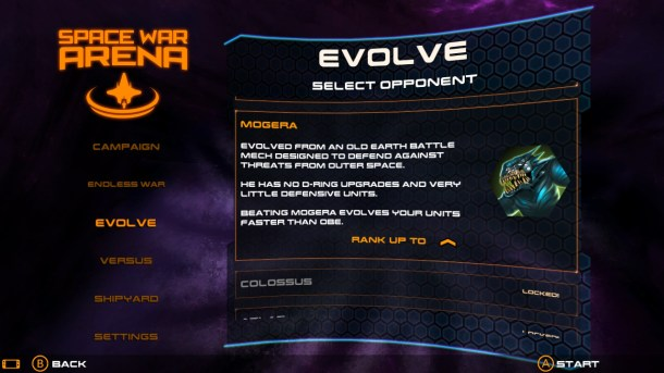 Space War Arena | Evolve