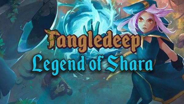 Legend of Shara | Logo