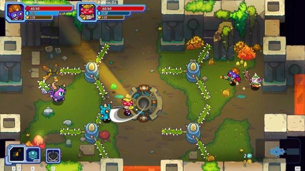Metaverse Keeper | Gameplay