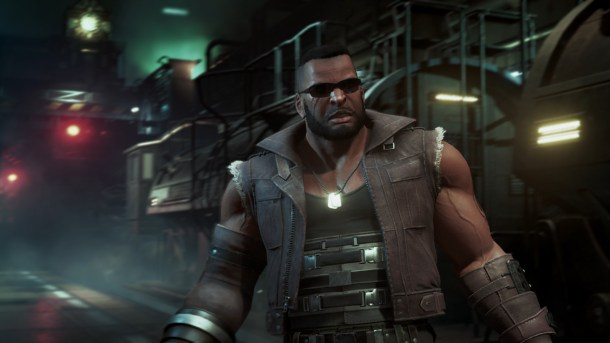 FINAL FANTASY VII REMAKE | Barret