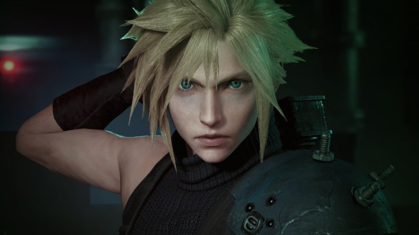 FINAL FANTASY VII REMAKE | Cloud