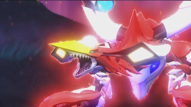 Yu Gi Oh! Link Evolution   Summon animation