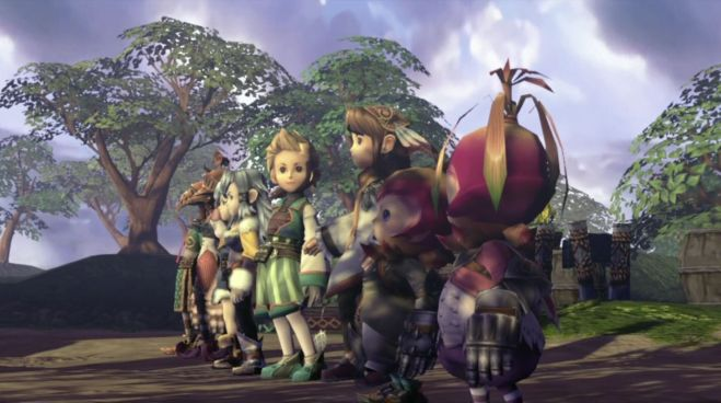 Final Fantasy Crystal Chronicles Remastered | E3 2019