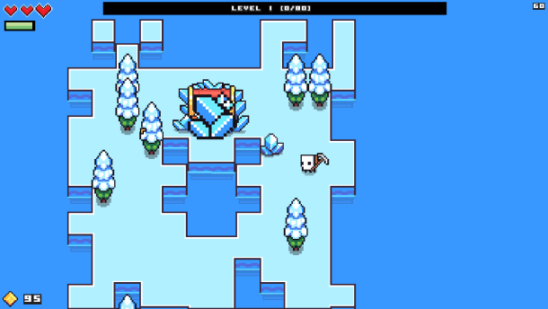 Ice Land | Forager
