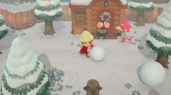 Animal Crossing: New Horizons | Winter