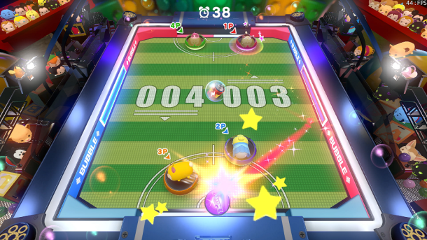BANDAI NAMCO | Bubble Hockey Gameplay
