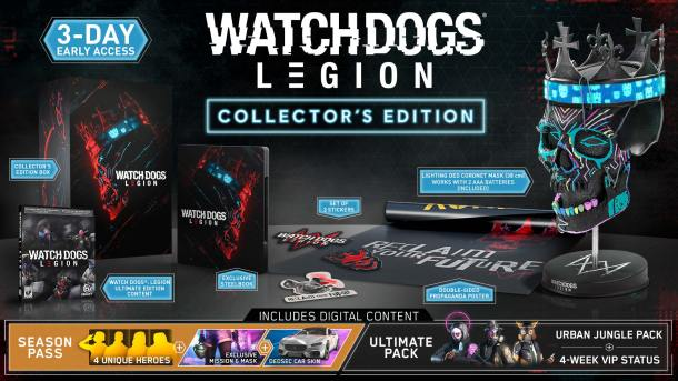 Watch Dogs: Legion | Collector's