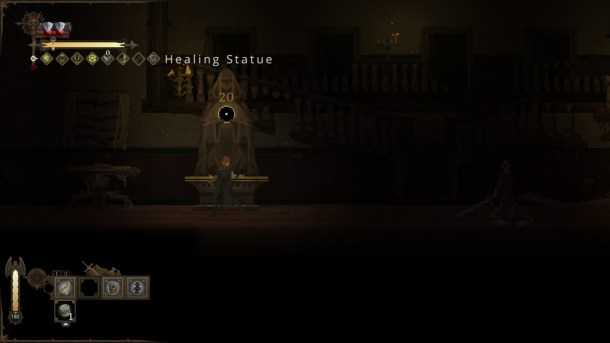 Dark Devotion - Praying