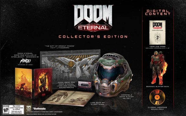 Doom Eternal | Collectors Edition