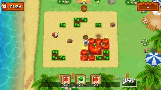 Harvest Moon: Mad Dash | Vegetables