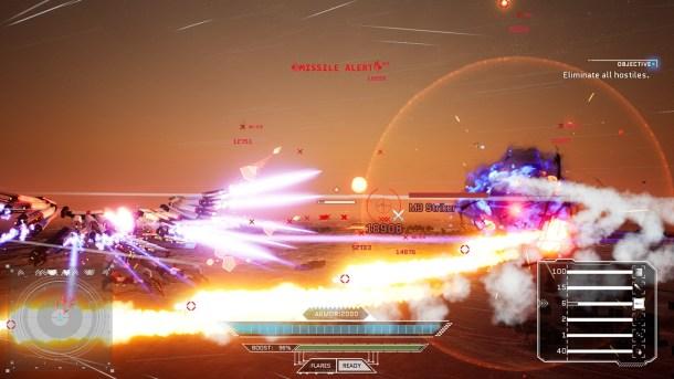 Project Nimbus | Missile Dodging
