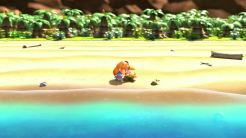 Zelda: Link's Awakening | Link Washes Ashore