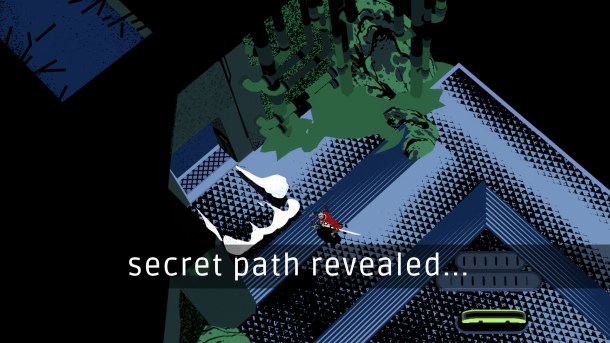 Creature in the Well | Secret Path