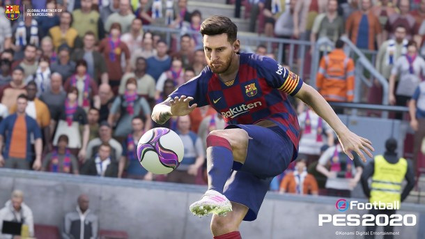 eFootball PES 2020 | Messi
