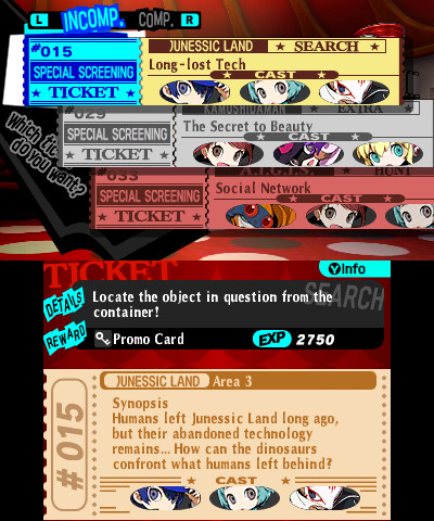 REVIEW: Persona Q2 - Page 2 of 2 - oprainfall