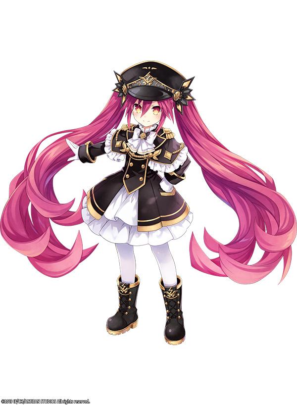Super Neptunia RPG   Filyn