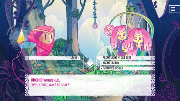 Nintendo Download | She and the Light Bearer