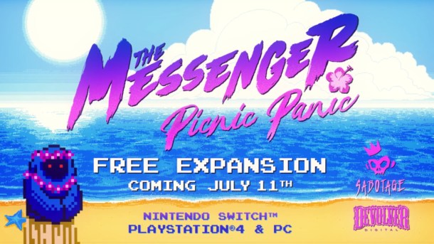 oprainfall | The Messenger: Picnic Panic
