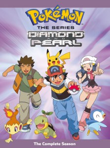 Viz Media | Pokemon Diamond and Pearl